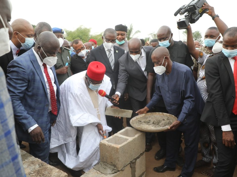 Groundbreaking Ceremony of the first Pharmaceutical Park in Nigeria